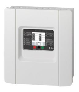 1X-E4-NL-10 – Centrale incendio e evacuazione Convenzionale con interfaccia utente con contatore di allarmi – 4 Zo