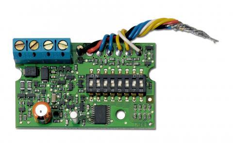 AD111 – Interfaccia interno 1 I/U Indirizzato per Advisor Master