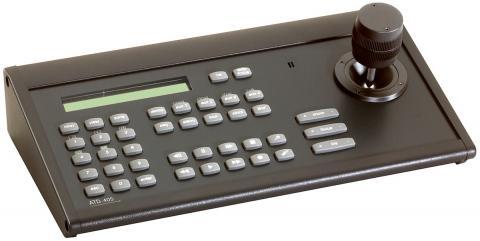KTD-405U – Tastiera di Comando Joystick a 3 Assi per Sistema Digiplex e VideoRegistratori