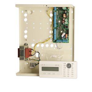 ATS1000A-SM-HK – Centrale Advisor Advanced, 8-32 zone, 4 aree, cont. metallo piccolo + ATS1135