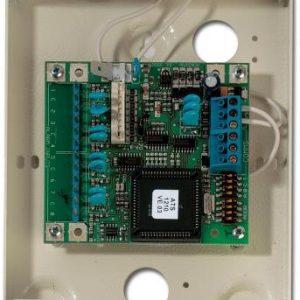 ATS1211 – Concentratore a 8 zone, 8 uscite in contenitore metallico