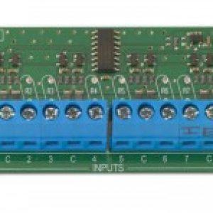 ATS608 – Modulo di espansione a 8 ingressi ad innesto