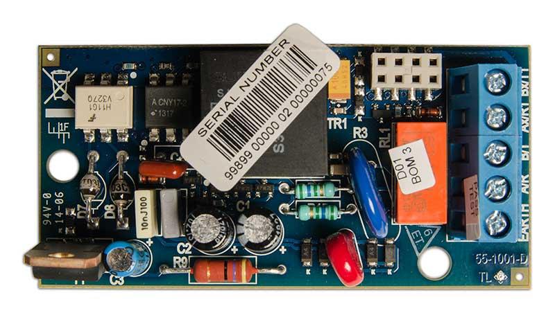 ATS7700 – Scheda PSTN ad innesto per centrali Advisor Advanced ATSX500A