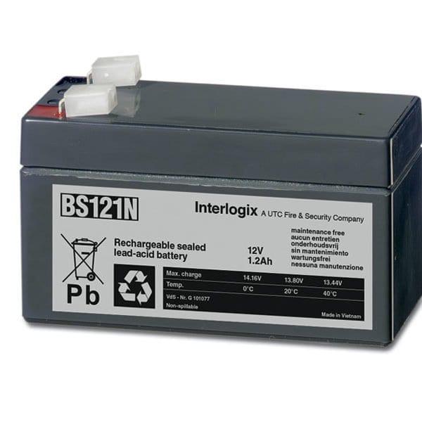 BS121N – Batteria sigillata all'acido di piombo – 12 V – 1.2 Ah