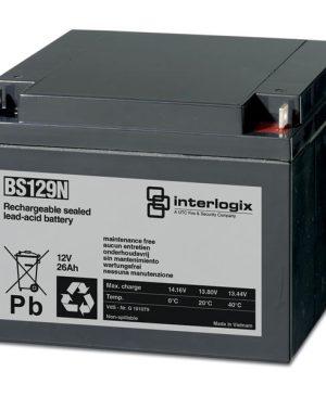 BS129N – Batteria sigillata all'acido di piombo – 12 V – 26 Ah