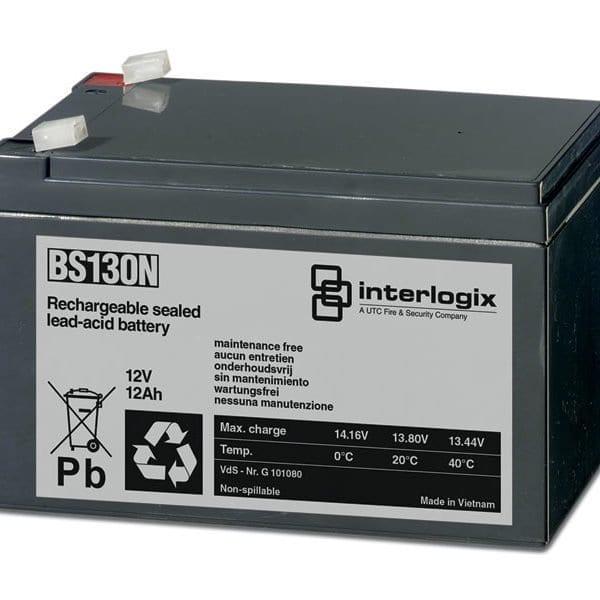 BS130N – Batteria sigillata all'acido di piombo – 12 V – 12 Ah