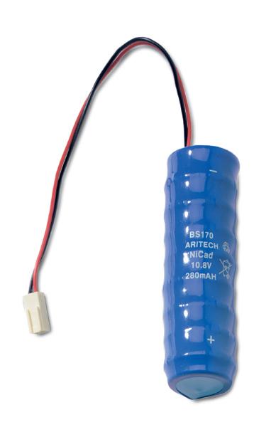 BS170 – Batteria 10V 280mAh