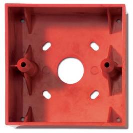 DMN787 – Scatola universale rossa per pulsanti manuali