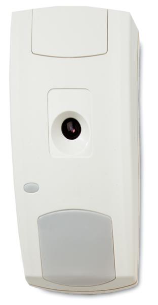 EV100-CS – Rilevatore volumetrico PIR 10m con telecamera a colori