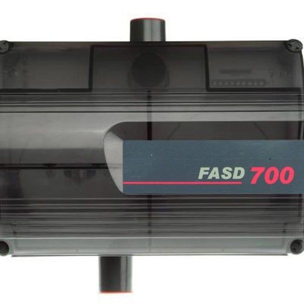 FASD710C – Centrale di aspirazione a singolo tubo per rivelatori puntiforme