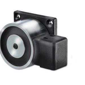FE235 – Elettromagnete da incasso, base quadrata, 400N