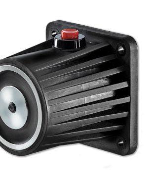FE245 – Elettromagnete montaggio a parete, e pulsante di sblocco