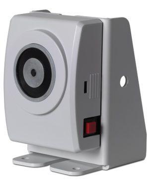 FE250 – Elettromagnete montaggio a pavimento, e pulsante di sblocco