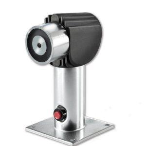 FE260-325 – Elettromagn x montag. a parete o pavimento, 400N, con pulsante di sblocco, 325mm