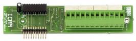 FHSD720RL – Modulo di espansione a 4 relè per unità di aspirazione serie FHSD72xx