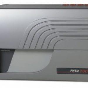 FHSD721C – Sistema di rivelazione fumo ad aspirazione 4 tubi – 1 area senza display