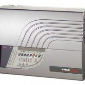 FHSD7215DC – Sistema di rivelazione fumo ad aspirazione 15 micro tubi con display