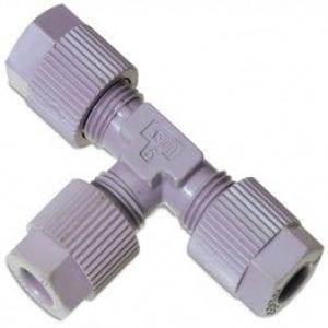 FHSD763 – Raccordo di giunzione a T per micro tubo di campionamento da 6mm