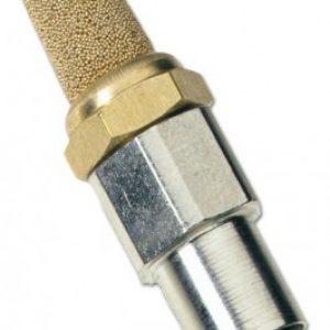 FHSD764 – Filtro sinterizzato di fine linea per micro tubo di campionamento da 6mm
