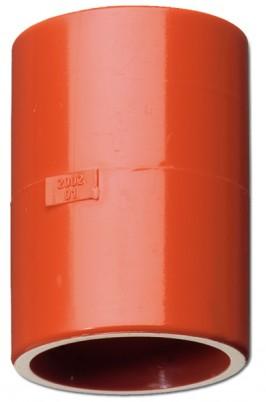 FHSD772 – Raccordo di giunzione fisso per tubo di campionamento rigido in pvc da 25mm