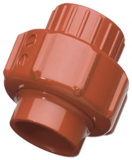 FHSD776 – Raccordo di giunzione ispezionabile per tubo di campionamento rigido da 25mm