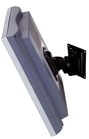 """FPMA-W75 – Staffa girevole a muro VESA  per monitor LCD/TFT  fino a 24 """""""