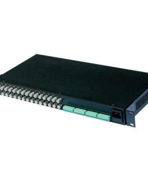 GEC-16PVPDTCHUB – Combiner UTP multi-canale passivo (Video-Power-Data)
