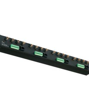 GEC-16VPHUB – Ricetrasmettitore video su UTP multi-canale