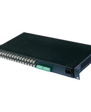 GEC-8VARHUB-4 – Ricevitore video attivo su UTP, multi-canale