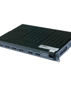 GEC-8VPDCHUB – Combiner intermedio UTP multi-canale passivo (Video-Power-Data)