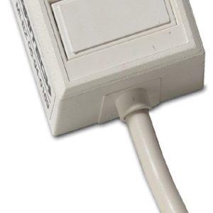GS110 – Rivelatore di rottura vetri con uscita relè