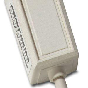 GS200 – Sensore rottura vetri, compatto, bianco, (loop bilanciato)