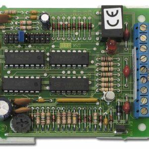 GS615 – Scheda d'analisi per sensori inerziali
