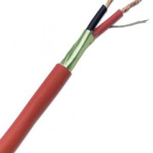 WA310215F – Cavo antincendio sez. 2×1,5 mm²  di tipo twistato, schermato, grado 3