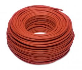 WFA10205 – Cavo antincendio resistente alle fiamme sez. 2×0,5 mm², schermato, EN50200
