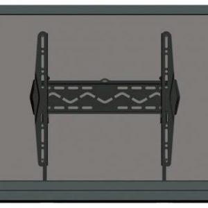 """LED-W140 – Staffa a muro per monitor LCD/TFT VESA  fino a 47"""" (118 cm)"""