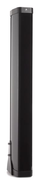 PB10 – Colonna da 1m a singola facciata per raggi serie PB