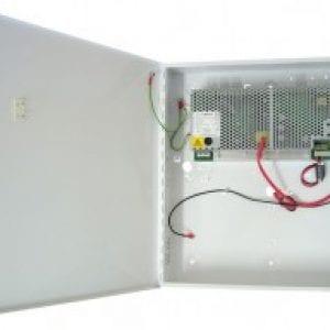 PM702C – Alimentatore intelligente 24Vcc 2A + 0,8A approvato EN 54-4