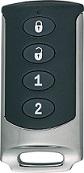 ZeroWire RF-KF101-K4 (telecomando)