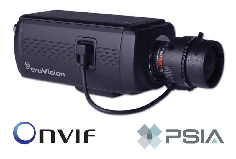 TVC-M1220-1-P – Telecamera IP in versione classica (box camera) ONVIF/PSIA, HD, 1.3 MPX