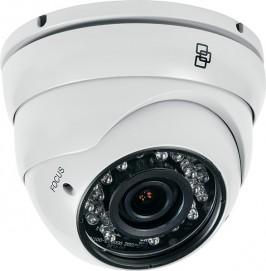 TVT-2103 – Dome Turret IR TruVision™, PAL, 700 TVL, ottica varifocal 2,8-12,0mm