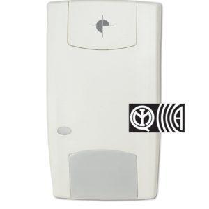 VE1012 – Sensore volumetrico PIR vettoriale 12 m