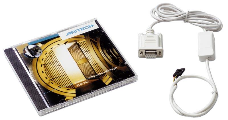 VVK700 – Kit di Configurazione (VVI740 & SCM700)