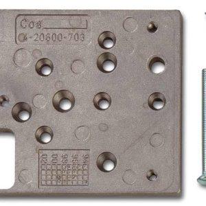 VM600PS10 – Piastra di montaggio per VV600-PLUS / VV602-PLUS