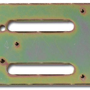 VM704P – Piastra in acciaio per fissaggio a saldare