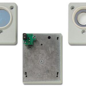 VM651P – Kit piastra mobile. Giorno e notte per rivelatori sismici