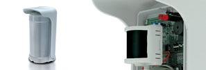 DIRRVE / DIRFE / DIRVE-K sensore doppio infrarosso da esterno