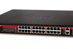 ES2402-24P-2C – 24-Port Fast Ethernet Web Smart Switch POE-AT