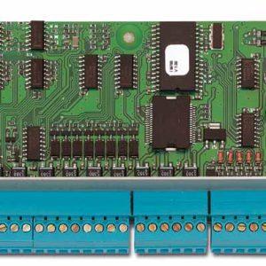 FM740 – Driver a 80 LED con segnalazioni comuni per pannello sinottico