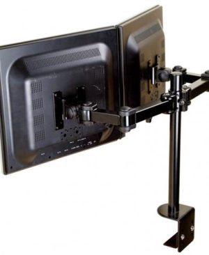 """FPMA-D960D – LCD/TFT VESA dual desk mount for 2 screens up to 26"""" (65 cm)"""